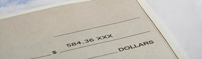 Managing Cheques For Small Business