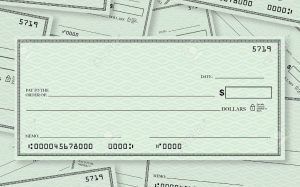 managing small business checks