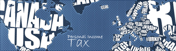How much do people pay in taxed from other countries