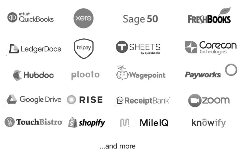 App Stack Logos