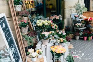 floral shop with flowers -Ledgersonline